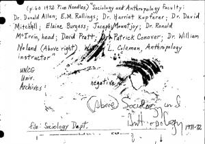 1972 fac names